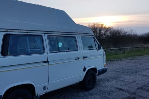 Hire a motorhome in Norderstedt from private owners  VW Shorty