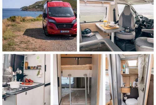Hire a motorhome in Haar from private owners| Sunlight SunlightCiffSOM