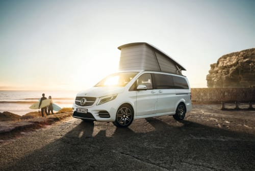 Hire a motorhome in Heidmoor from private owners| Mercedes-Benz Pioneer SH/NI