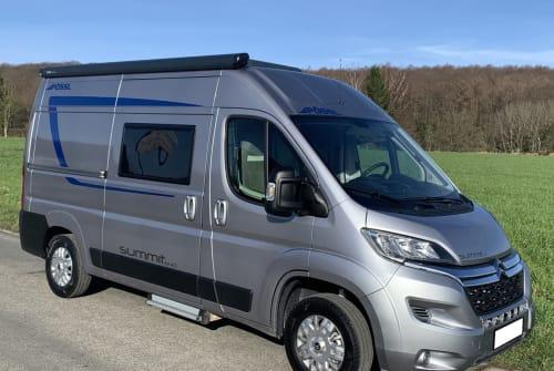 Hire a motorhome in Schwerte from private owners| Pössl Summit 540