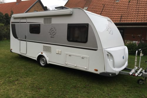 Hire a motorhome in Schinkel from private owners  Knaus Dieter II