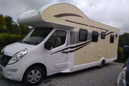 Hire a motorhome in Stadlern from private owners| Renault Vreni