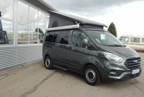 Hire a motorhome in München from private owners| Ford Davino
