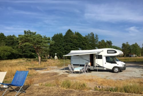 Hire a motorhome in Baiersbronn from private owners| Hobby  WoMo :-)