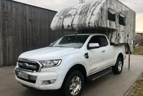 Hire a motorhome in Nürnberg from private owners  Ford  Ranger