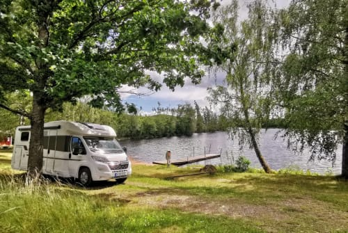 Hire a motorhome in Kiel from private owners| Adria Wohlfühlmobil