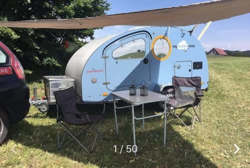 Hire a motorhome in Bad Waltersdorf from private owners| My Cloud My Safari Cloud