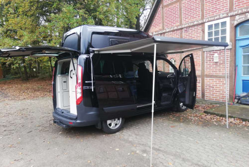 Hire a motorhome in Uelzen from private owners  Ford Nugget