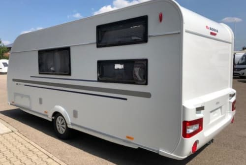 Hire a motorhome in Lübeck from private owners| Adria  Strandperle