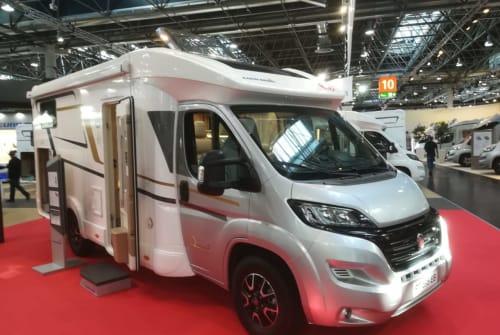 Hire a motorhome in Römerberg from private owners| Eura Mobil Hilda