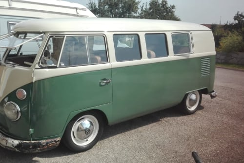Hire a motorhome in Schwendau from private owners  Vw T1
