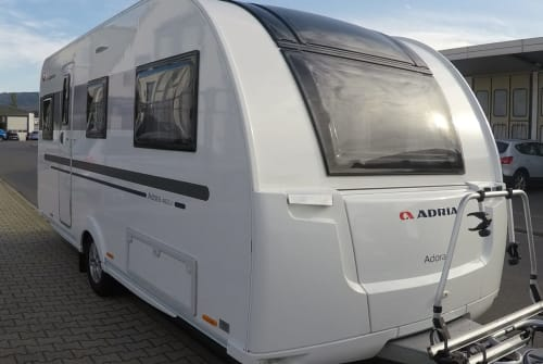 Hire a motorhome in Heddesheim from private owners| Adria Adria