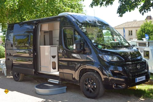 Hire a motorhome in Delbrück from private owners  Chausson Nero