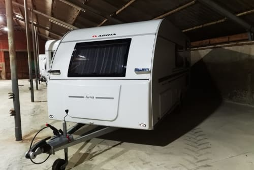 Hire a motorhome in Viersen from private owners| Adria Adria