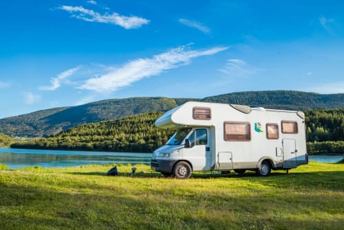 Hire a motorhome in Hengelo from private owners| Knaus Olly