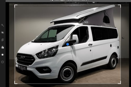 Hire a motorhome in Volkertshausen from private owners| Ford Nugget  Nugget