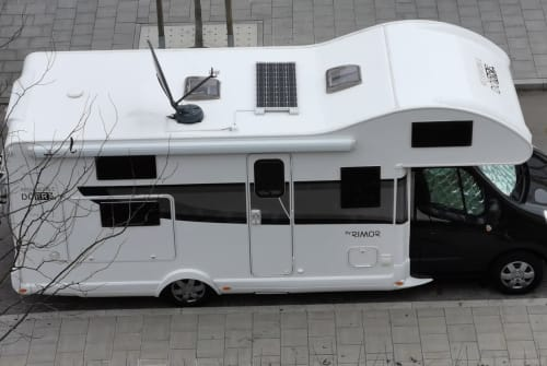 Hire a motorhome in München from private owners| Rimor  Toni