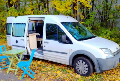 Hire a motorhome in Bonn from private owners| Ford  Sun Chaser