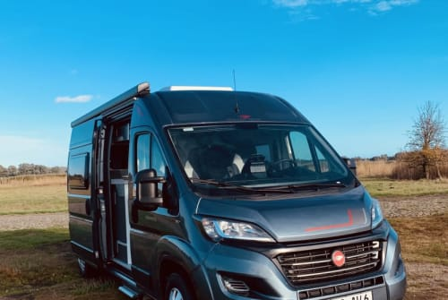 Hire a motorhome in Baabe from private owners| Fiat Ducato Baltic Van