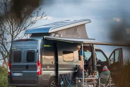 Hire a motorhome in Singen from private owners| Hymercar  Horst II