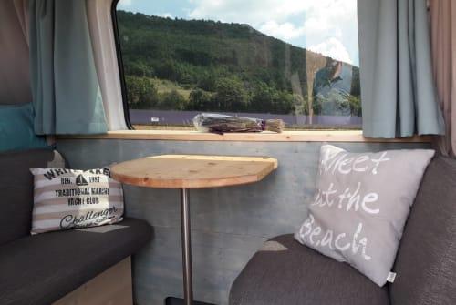 Hire a motorhome in Freiburg im Breisgau from private owners  Mercedes Sprinter Charm-Camper