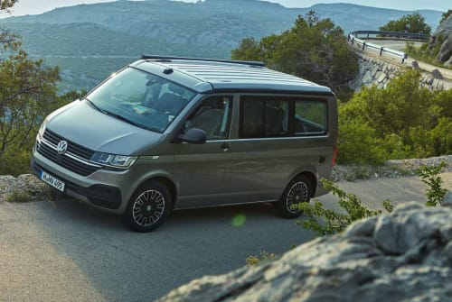 Hire a motorhome in Hamburg from private owners  VW Tejo