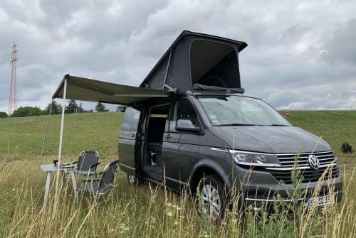 Hire a motorhome in Hamburg from private owners  VW Barranco