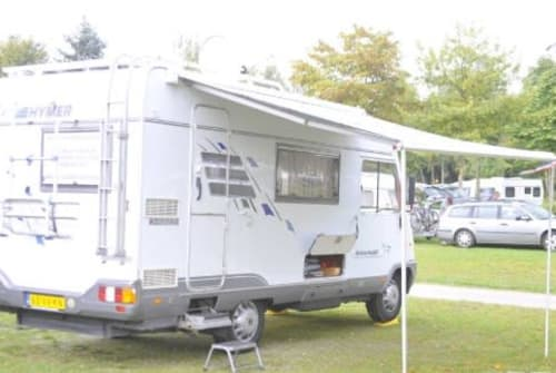 Hire a motorhome in Doetinchem from private owners| Fiat 230 de Mazzel