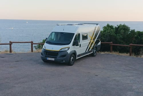 Hire a motorhome in Oberneukirchen from private owners  Peugeot Freddy