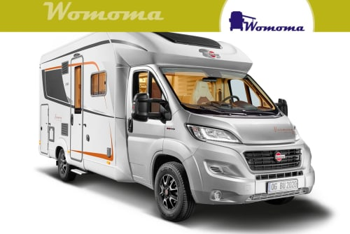 Hire a motorhome in Wolmirstedt from private owners| Bürstner Lyseo TD 690 G