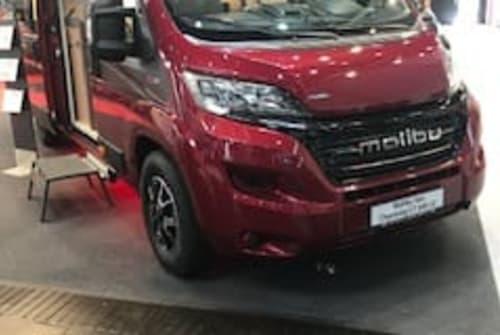 Hire a motorhome in Garbsen from private owners| Malibu 640 GT Webers VAN