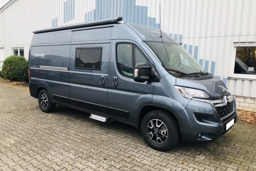 Hire a motorhome in Schwerte from private owners| Clever Celebration