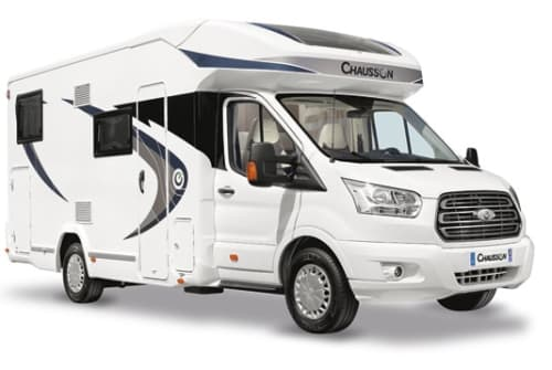 Hire a motorhome in Erfurt from private owners| Chausson  Cooler
