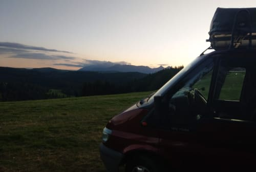 Hire a motorhome in Bremen from private owners| Ford  Toni Montana