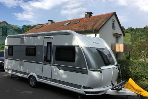 Hire a motorhome in Stuttgart from private owners  Hobby Hobby