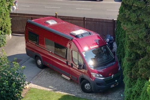 Hire a motorhome in Penzing from private owners| Globecar (Pössel) Wohni