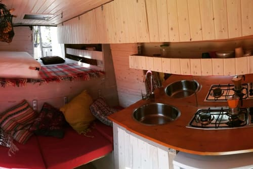Hire a motorhome in Epe from private owners| Ford Bekkie