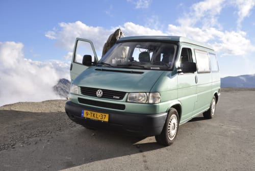 Hire a motorhome in Amsterdam from private owners| Volkswagen CaliforniaCoach