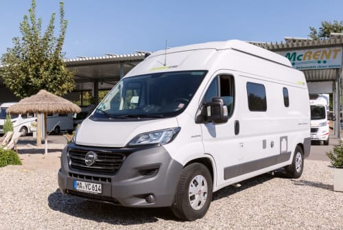 Hire a motorhome in Bad Dürkheim from private owners| Fiat Ducato Carl-Otto