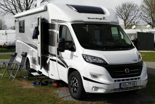 Hire a motorhome in Korbach from private owners| Sunlight  Weltenbummler