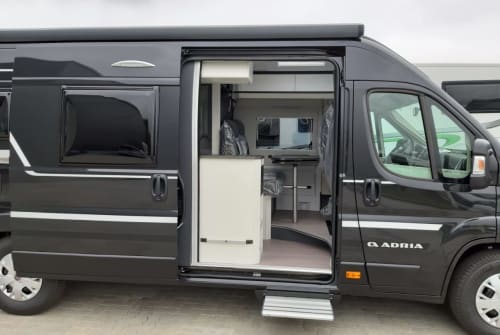 Hire a motorhome in Goch from private owners| Adria NIKKI 1