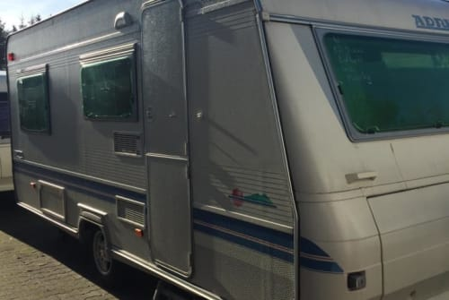 Hire a motorhome in Herzogenrath from private owners| Adria Adriane