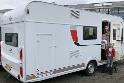 Hire a motorhome in Huis ter Heide from private owners| Burstner The Zephyr