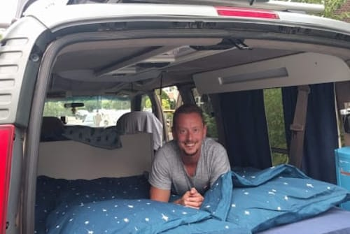 Hire a motorhome in Rijswijk from private owners| Chevrolet LPGcamper Lenny