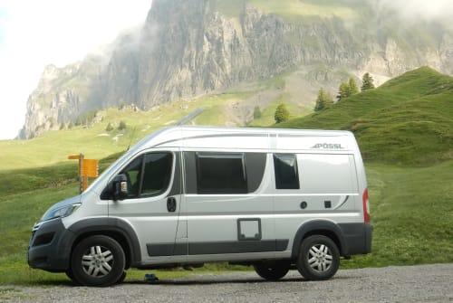 Hire a motorhome in Bonn from private owners| Pössl Eifel-Sonne