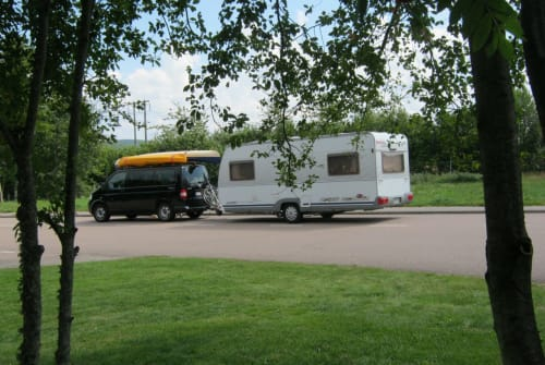 Hire a motorhome in Buchholz in der Nordheide from private owners| Dethleffs  Summer Edition