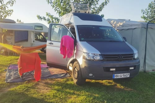 Hire a motorhome in Nürnberg from private owners  VW Fridolin