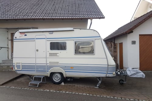 Hire a motorhome in Illingen from private owners| TEC TED