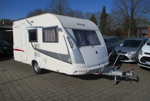 Hire a motorhome in Achim from private owners| Elnagh Elnagh