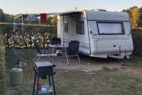 Hire a motorhome in Niederdorfelden from private owners| Bürstner Bürsti